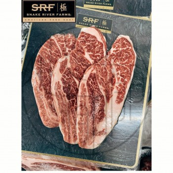 SRF極黑和牛小排(金標)