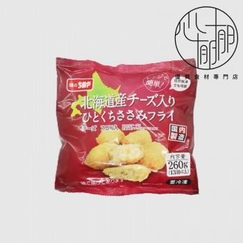 Chinuya 北海道炸一口芝士雞柳