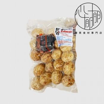 章魚小丸子(配日式燒汁一包)