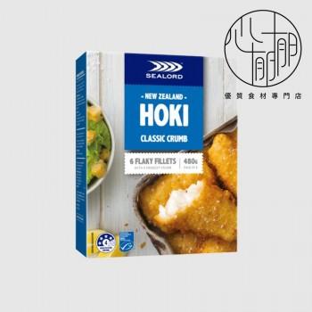 紐西蘭Sealord原味脆炸鱈魚柳