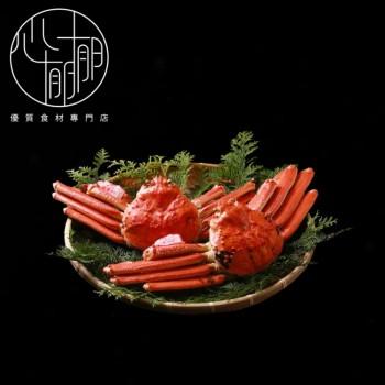 日本北海道原隻松葉蟹