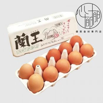 日本人氣蘭王雞蛋