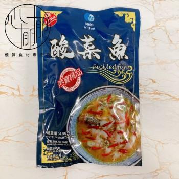 海的 酸菜魚
